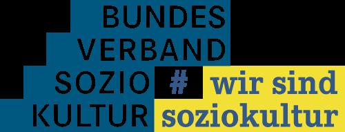 logo bundesverband soziokultur wir sind soziokultur