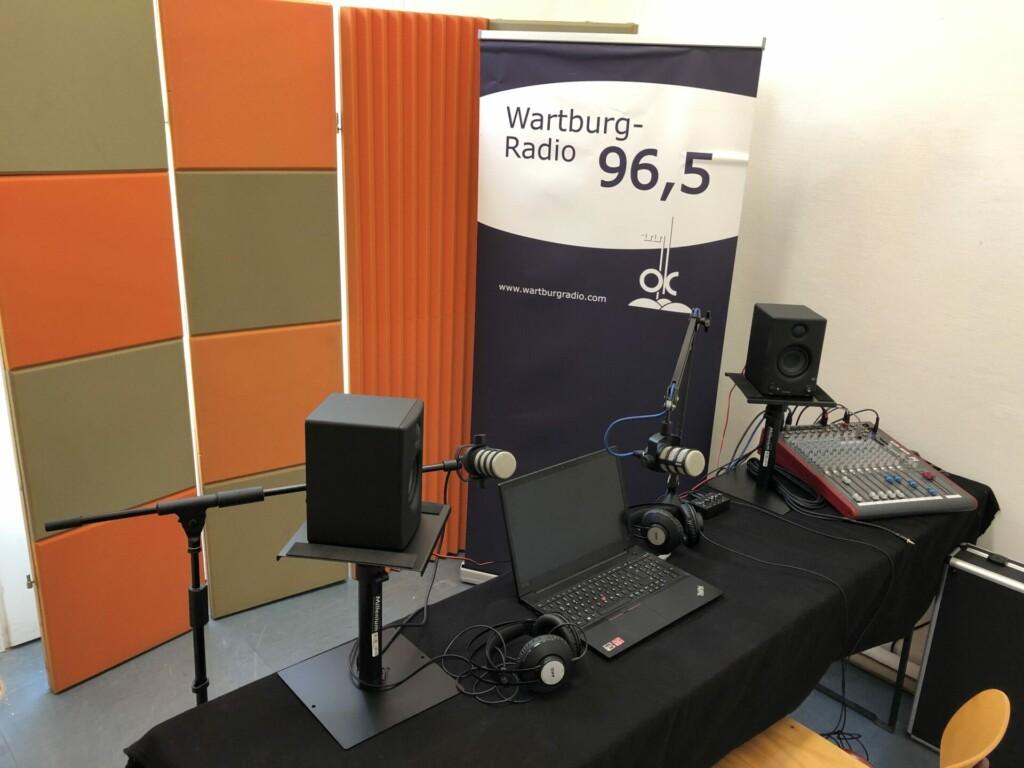 wartburg radio komma