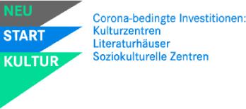 Logo NEUSTARTKULTUR Corona